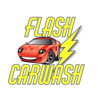 Flash Logo Square